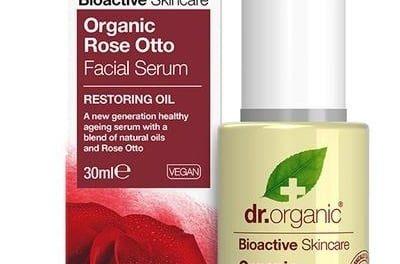 Organic Rose Otto Facial Serum – Dr. Organic   Recensione