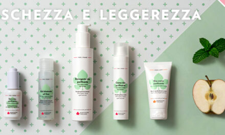 Biofficina Toscana: nuova linea purificante menta e mela