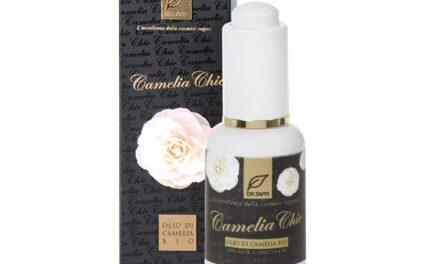 Olio di Camelia Bio – Camelia Chic – Dr. Taffi | Recensione