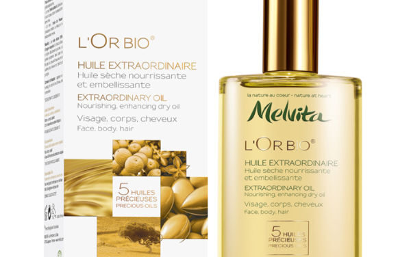 L'OR Bio di Melvita: una sinergia di oli preziosi