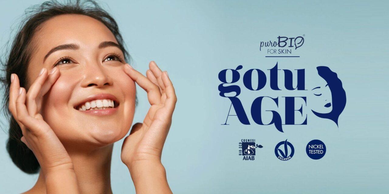 gotuAGE, il nuovo trattamento Anti-Age di puroBIO