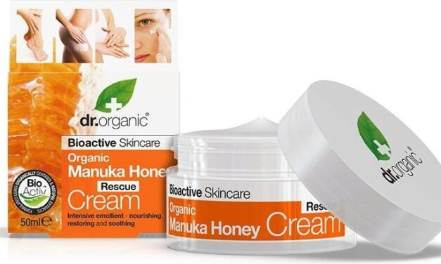 Organic Manuka Honey Rescue Cream – Dr. Organic | Recensione