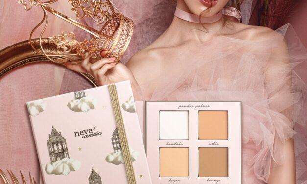 Una palette di ciprie: Powder Palace by Neve Cosmetics