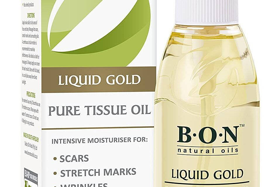 BON Liquid Gold Pure Tissue oil | Recensione