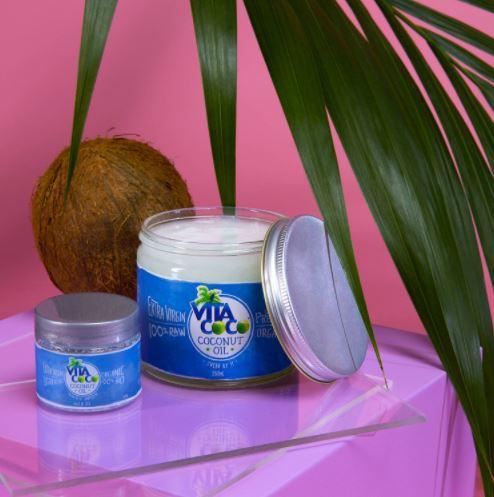 Olio di Cocco – Vita Coco