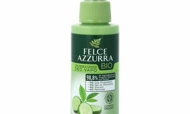 Deodorante Felce Azzurra BIO | Recensione