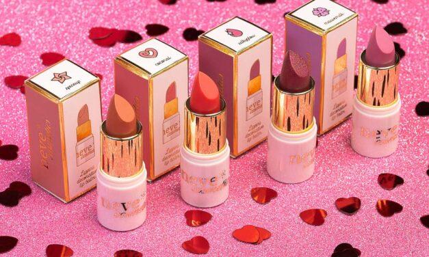 Nuovi Lippini Valentine by Neve Cosmetics
