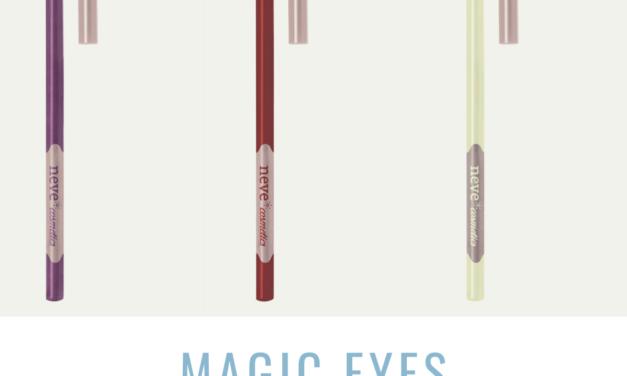 Magic Eyes: le nuove Pastello Neve Cosmetics