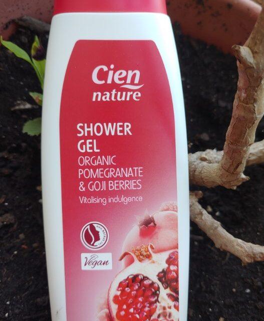 Shower Gel Organic Pomegranate e Goji Berries – Cien Nature | Recensione
