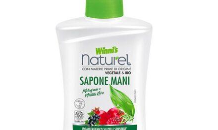 Sapone Mani Melograno e Mirtillo Nero – Winni's Naturel   Recensione