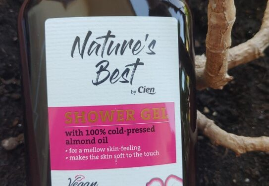 Shower Gel Nature's Best – Cien | Recensione